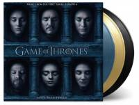 RAMIN DJAWADI - GAME OF THRONES SEASON 6 (COLOURED vinyl 3LP)