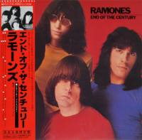 RAMONES - END OF THE CENTURY (CD, MINI LP)