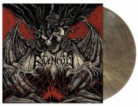 RAVENCULT - FORCE OF PROFANATION (CLEAR/BLACK MARBLED vinyl LP)