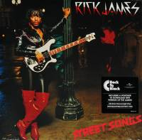 RICK JAMES - STREET SONGS (LP)