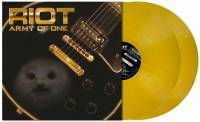 RIOT - ARMY OF ONE (GOLDEN/YELLOW vinyl 2LP)