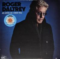 ROGER DALTREY - AS LONG AS I HAVE YOU (BLUE vinyl LP)