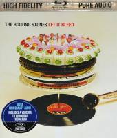 ROLLING STONES - LET IT BLEED (BLU-RAY AUDIO)