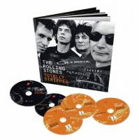 ROLLING STONES - TOTALLY STRIPPED (4 BLU-RAY + CD BOX SET)