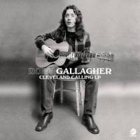 RORY GALLAGHER - CLEVELAND CALLING (LP)