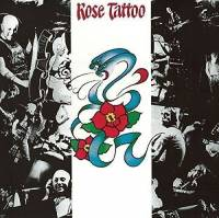 ROSE TATTOO - ROSE TATTOO (LP)