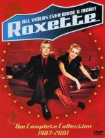 ROXETTE - ALL VIDEOS EVER MADE & MORE! THE COMPLETE COLLECTION 1987-2001 (DVD)