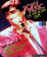 ROXY MUSIC - ON THE ROAD LIVE (DVD)