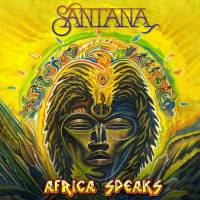 SANTANA - AFRICA SPEAKS (2LP)