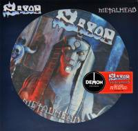 SAXON - METALHEAD (PICTURE DISC LP)