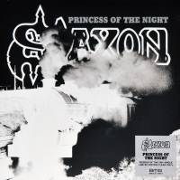 SAXON - PRINCESS OF THE NIGHT (CLEAR vinyl 7