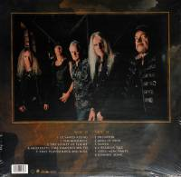 SAXON - THUNDERBOLT (RED vinyl LP)