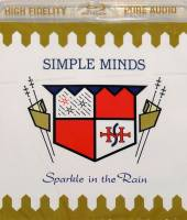 SIMPLE MINDS - SPARKLE IN THE RAIN (BLU-RAY AUDIO)