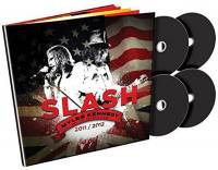 SLASH FEATURING MYLES KENNEDY AND THE CONSPIRATORS - 2011 / 2012 (2CD + 2DVD)