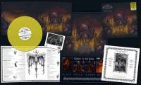 SLAUGHTER MESSIAH - CURSED TO THE PYRE (PISS YELLOW vinyl LP)
