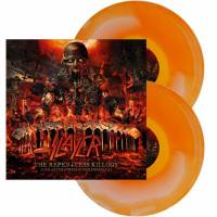 SLAYER - THE REPENTLESS KILLOGY (ORANGE/WHITE INKSPOT vinyl 2LP)