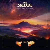 THE SLEDGE - ON THE VERSE OF NOTHING (WHITE vinyl LP)
