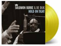 SOLOMON BURKE & DE DIJK - HOLD ON TONIGHT (YELLOW vinyl LP)