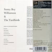 SONNY BOY WILLIAMSON & THE YARDBIRDS - SONNY BOY WILLIAMSON & THE YARDBIRDS (SHM-CD, MINI LP)
