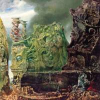 SPELL - OMULENT DECAY (OLIVE GREEN vinyl LP)