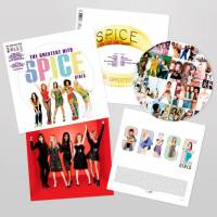 SPICE GIRLS -THE GREATEST HITS (PICTURE DISC LP)