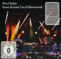 STEVE HACKETT - GENESIS REVISITED: LIVE AT HAMMERSMITH (3CD + 2DVD BOX SET)