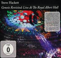 STEVE HACKETT - GENESIS REVISITED: LIVE AT THE ROYAL ALBERT HALL (2CD + DVD)