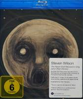 STEVEN WILSON - THE RAVEN THAT REFUSED TO SING (AND OTHER STORIES (BLU-RAY AUDIO)