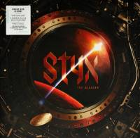 STYX - THE MISSION (LP)