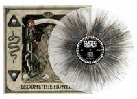 SUICIDE SILENCE - BECOME THE HUNTER (SPLATTER vinyl LP)