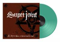 SUPERJOINT RITUAL - A LETHAL DOSE OF AMERICAN HATRED (GREEN vinyl LP)