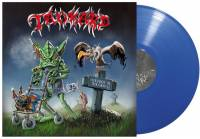 TANKARD - ONE FOOT IN THE GRAVE (BLUE vinyl LP)