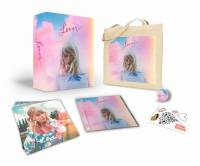 TAYLOR SWIFT - LOVER (CD BOX SET)
