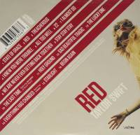 TAYLOR SWIFT - RED (CRYSTAL CLEAR vinyl 2LP)