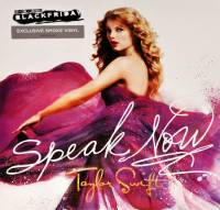 TAYLOR SWIFT - SPEAK NOW (SMOKE vinyl 2LP)