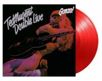 TED NUGENT - DOUBLE LIVE GONZO! (RED vinyl 2LP)