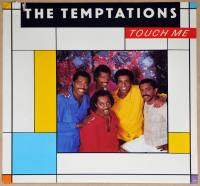 THE TEMPTATIONS - TOUCH ME (LP)