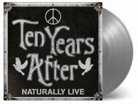 TEN YEARS AFTER - NATURALLY LIVE (SILVER vinyl 2LP)