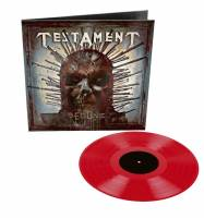 TESTAMENT - DEMONIC (RED vinyl LP)