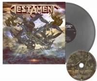TESTAMENT - THE FORMATION OF DAMNATION (SILVER vinyl LP + CD)