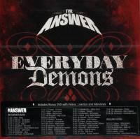 THE ANSWER - EVERYDAY DEMONS (CD + DVD)