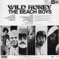 THE BEACH BOYS - WILD HONEY (LP)