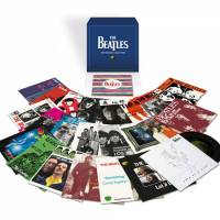THE BEATLES - THE SINGLES COLLECTION (23x7