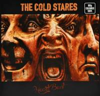 THE COLD STARES - HEAD BENT (CLEAR vinyl LP)