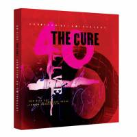 THE CURE - 40 LIVE: CURAETION 25 + ANNIVERSARY (4CD + 2BLU-RAY BOX SET)