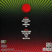 THE DIRTY EARTH - AURORA (RED vinyl LP)