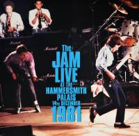 THE JAM - LIVE AT THE HAMMERSMITH PALAIS 14TH DECEMBER 1981 (2LP)