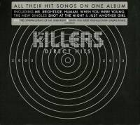 THE KILLERS - DIRECT HITS (CD)