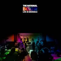 THE NATIONAL - BOXER LIVE IN BRUSSELS (CLEAR vinyl LP)