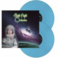 THE NIGHT FLIGHT ORCHESTRA - SOMETIMES THE WORLD AIN'T ENOUGH (LIGHT BLUE vinyl 2LP)
